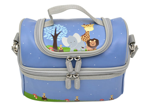 Bobble Art Large Lunch Box Safari ~~