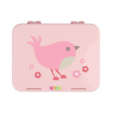 Penny Scallan Bento Box Chirpy Bird, Penny Scallan Bento Box Chirpy Bird, Lunch Bag, Penny Scallan, Party Twinkle | PO BOX 3145 BRIGHTON VIC 3186 AUSTRALIA | www.partytwinkle.com.au  - 1