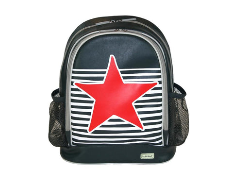 Bobble Art Large PVC Backpack - Star and Stripes
