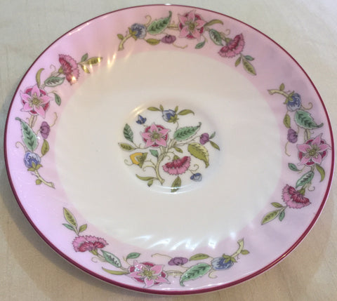Minton Haddon Hall Tea Saucer (New), , Dining, Royal Doulton Outlet, Party Twinkle | PO BOX 3145 BRIGHTON VIC 3186 AUSTRALIA | www.partytwinkle.com.au