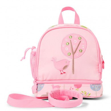 Penny Scallan Junior Backpack with Safety Rein Chirpy Bird