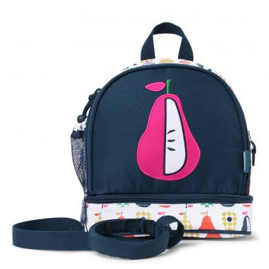Penny Scallan Junior Backpack with Safety Rein Pear Salad ~