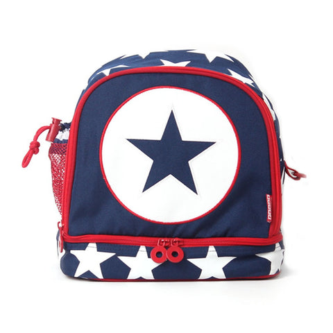 Penny Scallan Junior Backpack - Navy Star, , Backpack, Penny Scallan, Party Twinkle | PO BOX 3145 BRIGHTON VIC 3186 AUSTRALIA | www.partytwinkle.com.au