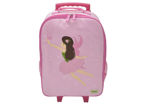 Bobble Art Wheely / Wheelie Bag - Fairy