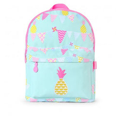 Penny Scallan Large Backpack Pineapple Bunting (Bare Collection), , Backpack, Penny Scallan, Party Twinkle | PO BOX 3145 BRIGHTON VIC 3186 AUSTRALIA | www.partytwinkle.com.au  - 1