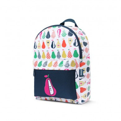 Penny Scallan Large Backpack Pear Salad (Bare Collection), , Backpack, Penny Scallan, Party Twinkle | PO BOX 3145 BRIGHTON VIC 3186 AUSTRALIA | www.partytwinkle.com.au  - 1