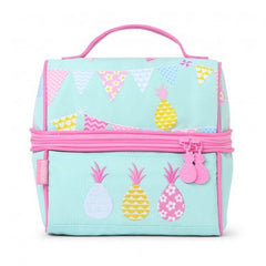 Penny Scallan Lunch Pail / Lunch Bag Pineapple Bunting, , Lunch Bag, Penny Scallan, Party Twinkle | PO BOX 3145 BRIGHTON VIC 3186 AUSTRALIA | www.partytwinkle.com.au  - 1