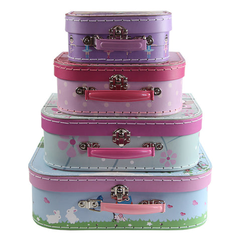 Bobble Art Suitcase Set - Set for Girls
