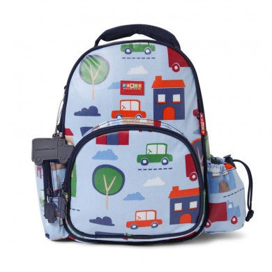 Penny Scallan Medium Backpack - Big City, , Backpack, Penny Scallan, Party Twinkle | PO BOX 3145 BRIGHTON VIC 3186 AUSTRALIA | www.partytwinkle.com.au