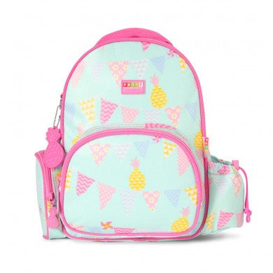 Penny Scallan Medium Backpack - Pineapple Bunting, , Backpack, Penny Scallan, Party Twinkle | PO BOX 3145 BRIGHTON VIC 3186 AUSTRALIA | www.partytwinkle.com.au