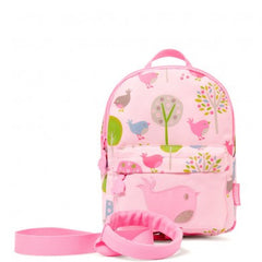 Penny Scallan Mini Backpack with Safety Rein Chirpy Bird