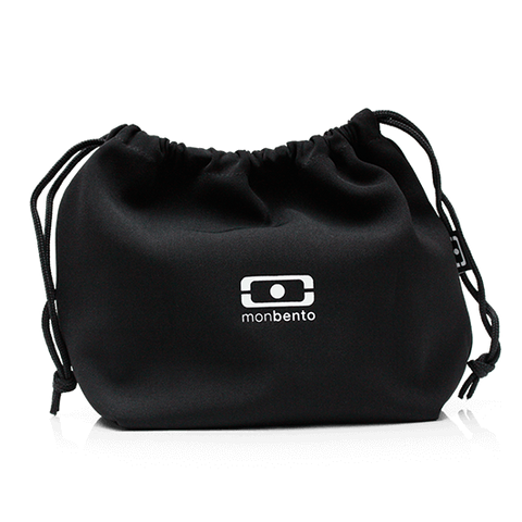 Monbento MB Pochette Black - French Design. The transport bag.