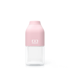 Monbento MB Positive S Litchi (Light Pink) - French Design. The 330ml Drink Bottle.