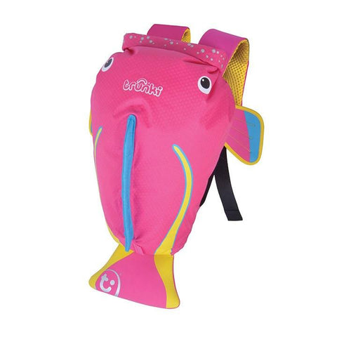Trunki Coral the Tropical Fish Medium Paddlepak (2-6yrs) - Swimming Bag