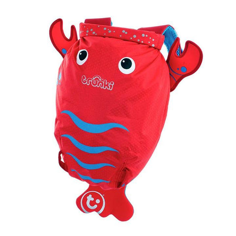 Trunki Pinch the Lobster Medium Paddlepak (2-6yrs)