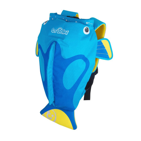 Trunki Tang the Tropical Fish Medium Paddlepak (2-6yrs)