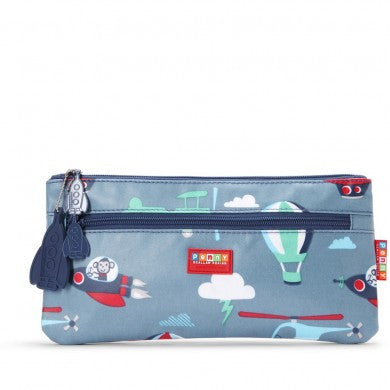 Penny Scallan Pencil Case - Space Monkey @