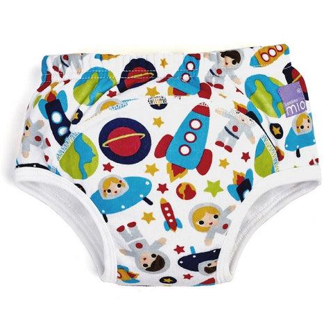 Bambino Mio Reusable Potty Training Pants Outer Space 2 to 3 years