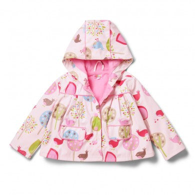 Penny Scallan Raincoat - Chirpy Bird, , Backpack, Penny Scallan, Party Twinkle | PO BOX 3145 BRIGHTON VIC 3186 AUSTRALIA | www.partytwinkle.com.au  - 1