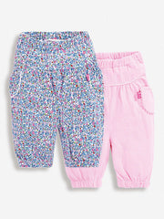 Jojo Maman Bebe 2-Pack Baby Trousers 18-24 months