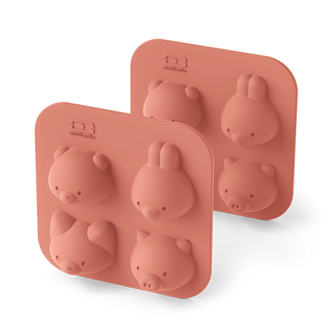 Monbento MB Silifriends - The kids cake moulds