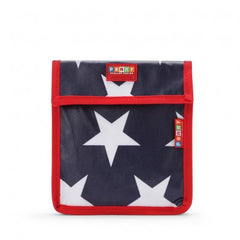 Penny Scallan Snack Bag - Navy Star, , Backpack, Penny Scallan, Party Twinkle | PO BOX 3145 BRIGHTON VIC 3186 AUSTRALIA | www.partytwinkle.com.au  - 1