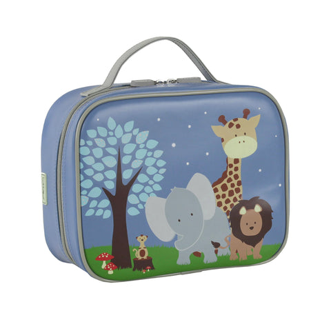 Bobble Art Lunch Box / Lunch Bag - Safari