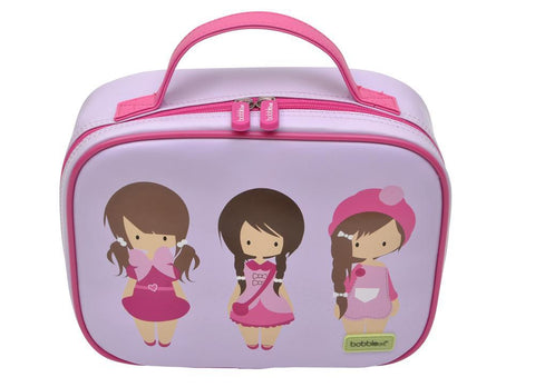 Bobble Art Doll Lunch Box / Lunch Bag