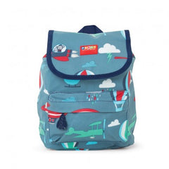 Penny Scallan Top Loader Backpack - Space Monkey