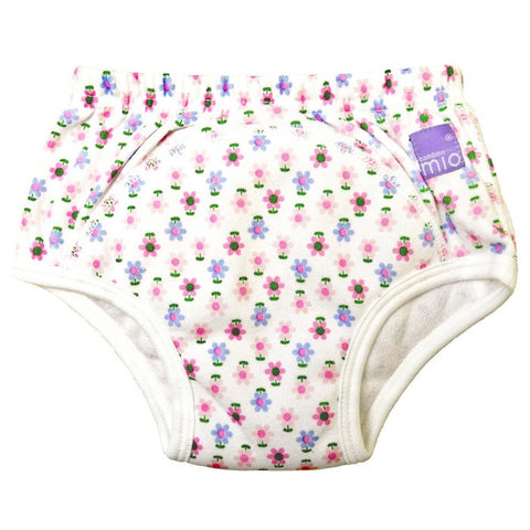 Bambino Mio Reusable Potty Training Pants Flowers 18 - 24 months