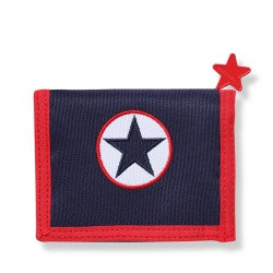 Penny Scallan Wallet - Navy Star (Bare Collection)