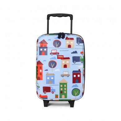 Penny Scallan Wheelie Bag / Case (2 Wheel) - Big City