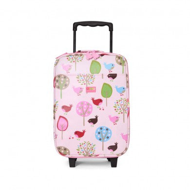 Penny Scallan Wheelie Bag / Case (2 Wheel) - Chirpy Bird