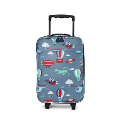 Penny Scallan Wheelie Bag / Case (2 Wheel) - Space Monkey ~