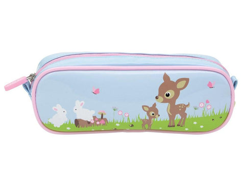 Bobble Art Barrel Pencil Case Woodland