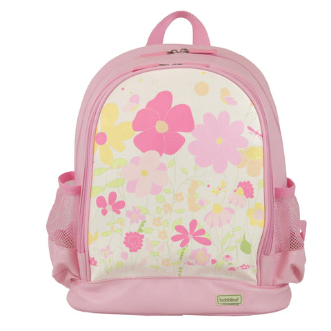 Bobble Art Large School Backpack - Garden