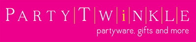 Party Twinkle - partyware, gifts & more | info@partytwinkle.com.au