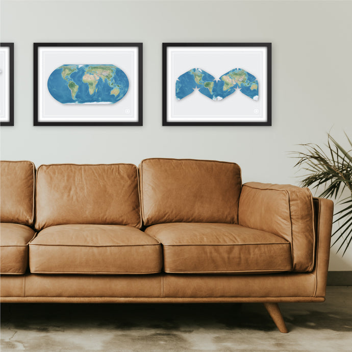 Shapes of the Earth Collection Now Available