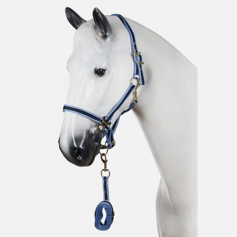 Horze Caliber Halter  with Lead Rope