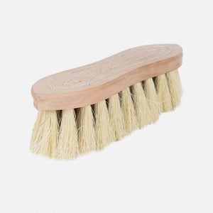 Wood Back Hard Brush w/ Natural Mix Bristles - 2 in