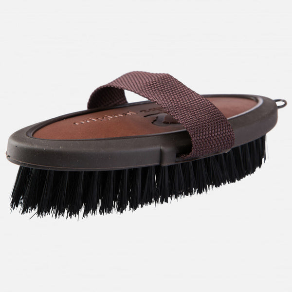 Maddox Leather Body Brush