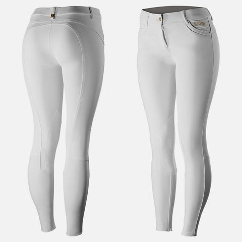 B Vertigo Women's Nicola Knee Patch Breeches