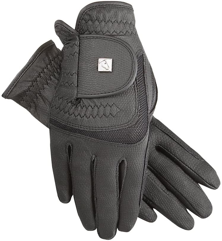 Soft Touch Riding Gloves by SSG