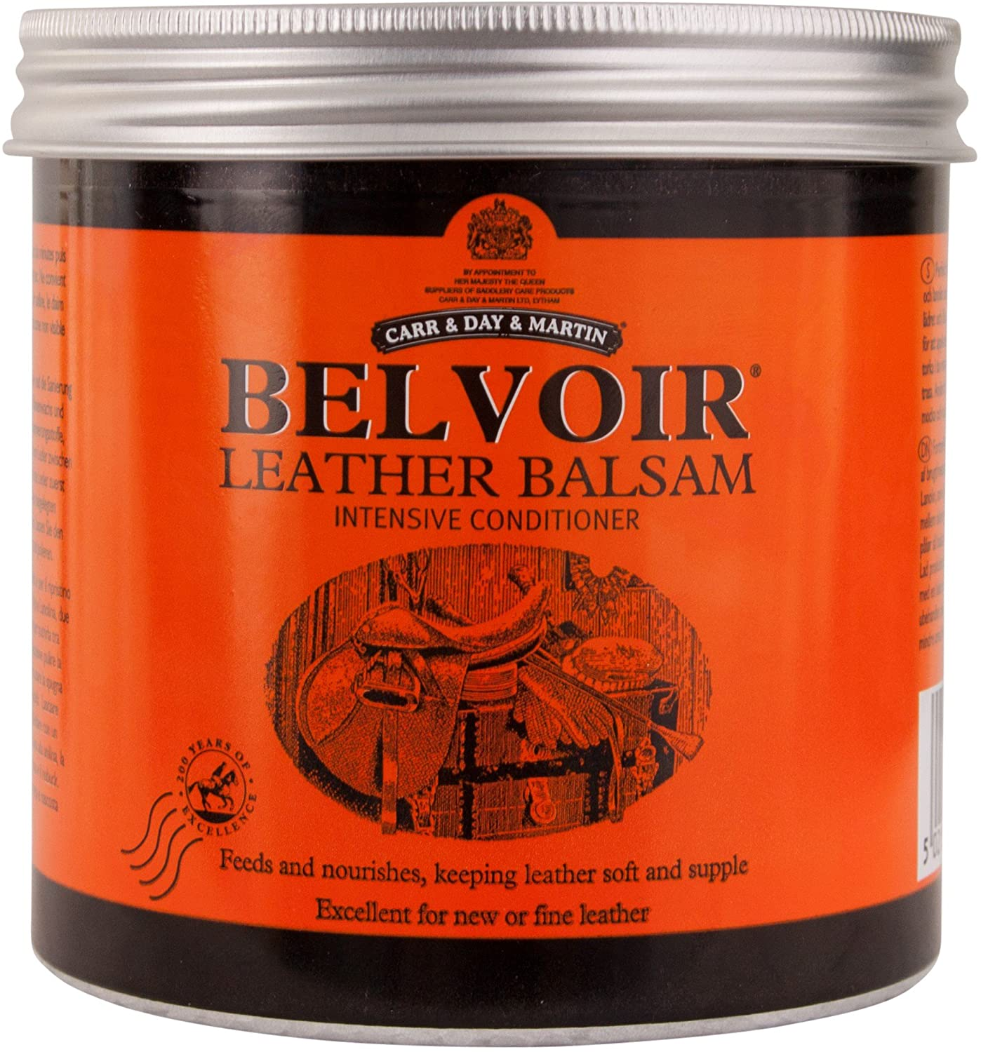 Belvoir Leather Balsam Intensive Conditioner