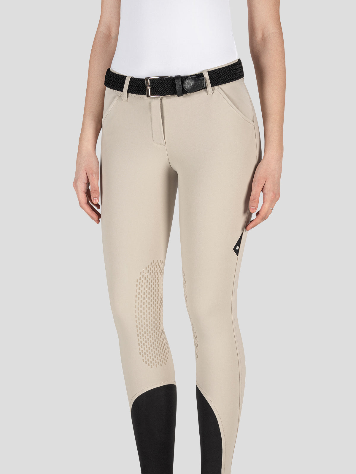 EQUILINE- BRENDAK WOMEN'S KNEE GRIP BREECHES IN B-MOVE
