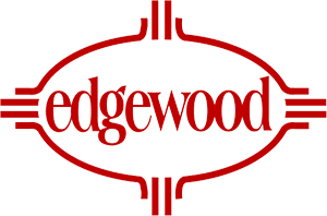 "Edgewood 3/4 ""   Fancy-Stitched Raised Belt"