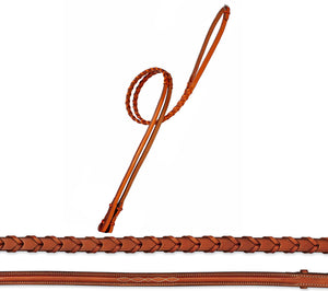 Edgewood Fancy-Stitch Raised Laced Reins