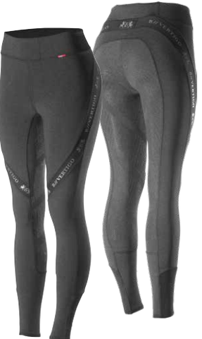 B Vertigo Jenny Women's Silicone Full Seat Riding Tights