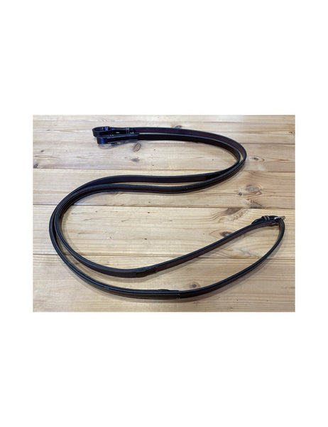 Jump'In Week Collection Hunter Reins - Havana Full Size