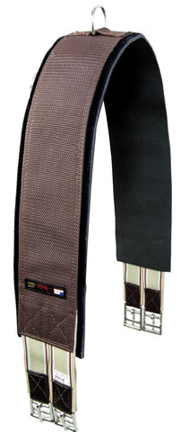 Nylon Girth with Removable Neoprene - Walsh